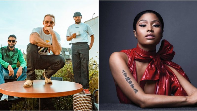 [WATCH] Diplo lance une collaboration inédite avec Nicki Minaj et Major Lazer – EDM.com
