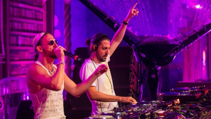"Dimitri Vegas & Like Mike, W&W et Fedde Le Grand unissent leurs forces pour l'hymne du festival Massive ""Clap Your Hands"""