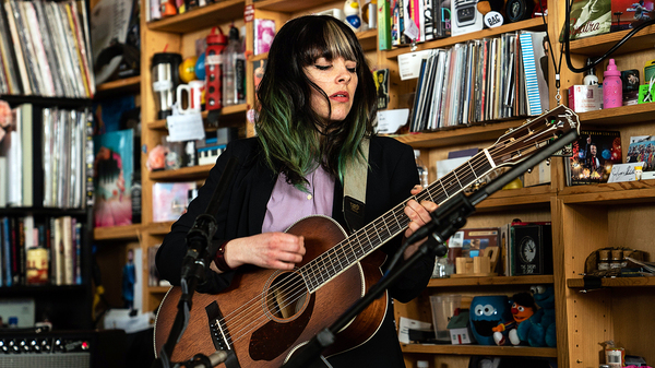 Frances Quinlan: Tiny Desk Concert