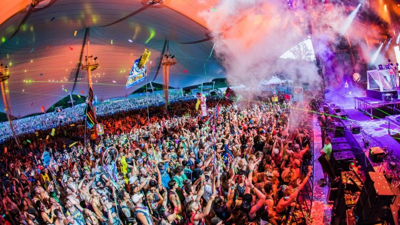 Le camp Bisco reporte officiellement l'événement 2020 – EDM.com