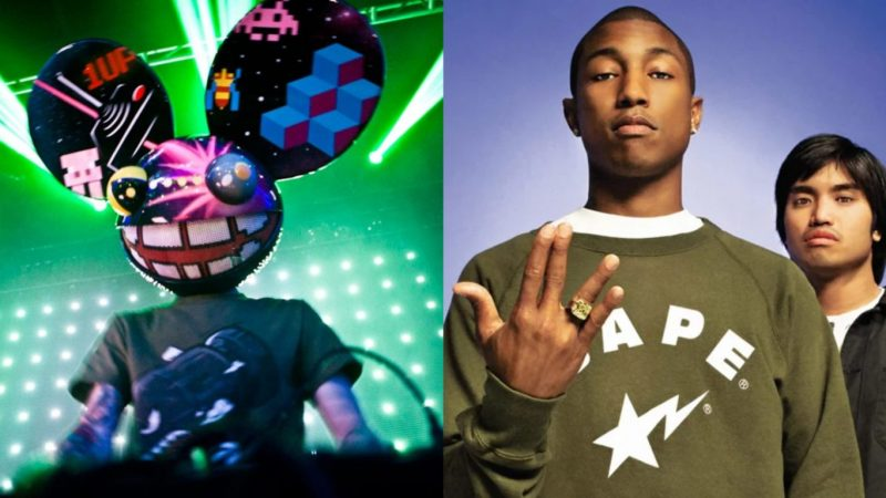 "Deadmau5 & The Neptunes Unleash Star-Studded Collaboration, ""Pomegranate"""