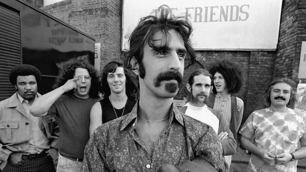 Coffret The Mothers of Invention de Frank Zappa obtenant le 50e anniversaire