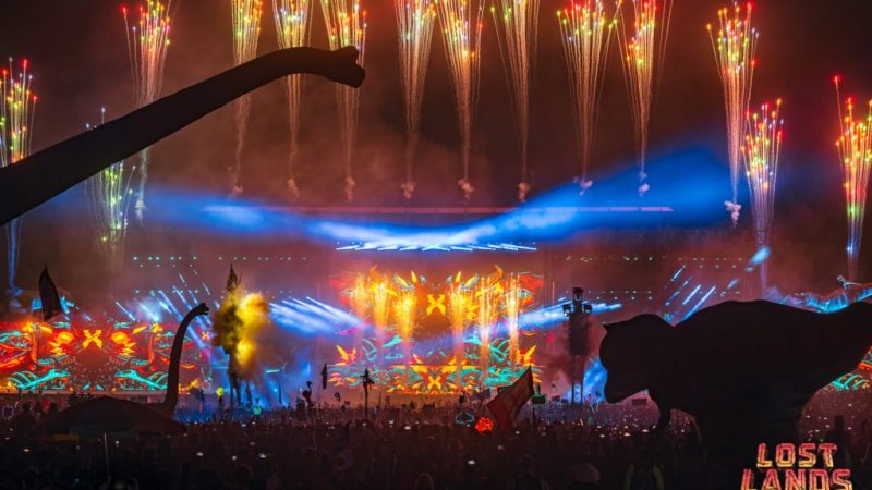 Lost Lands, Bass Canyon 2020 officiellement annulé