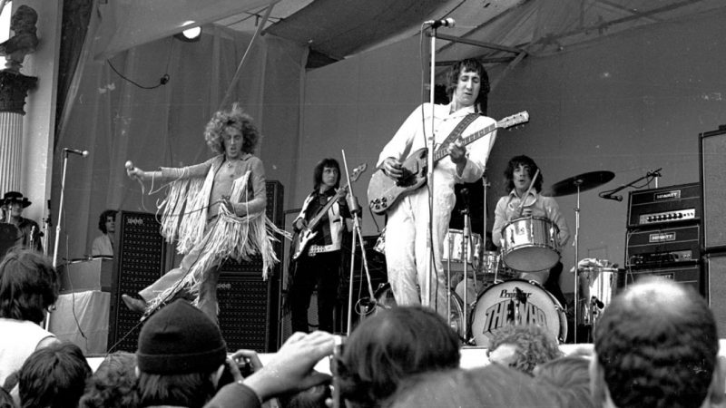 The Who's Live at Leeds reste un document sans pareil sur la puissance du rock and roll