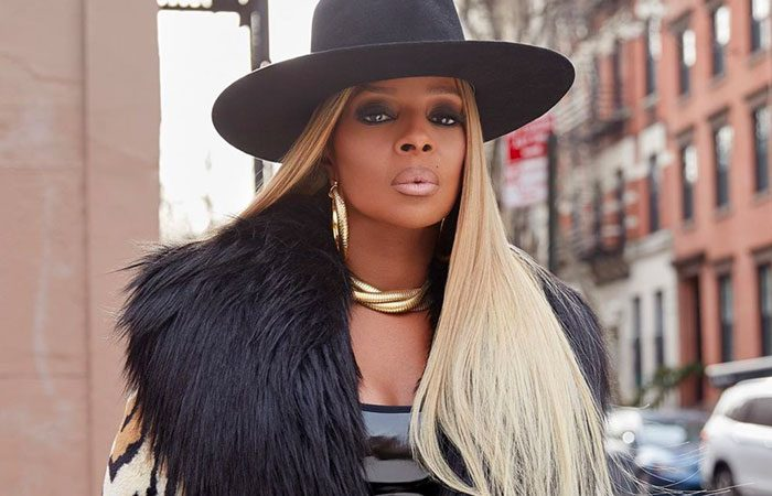 Mary J. Blige sort une nouvelle chanson «Can't Be Life»