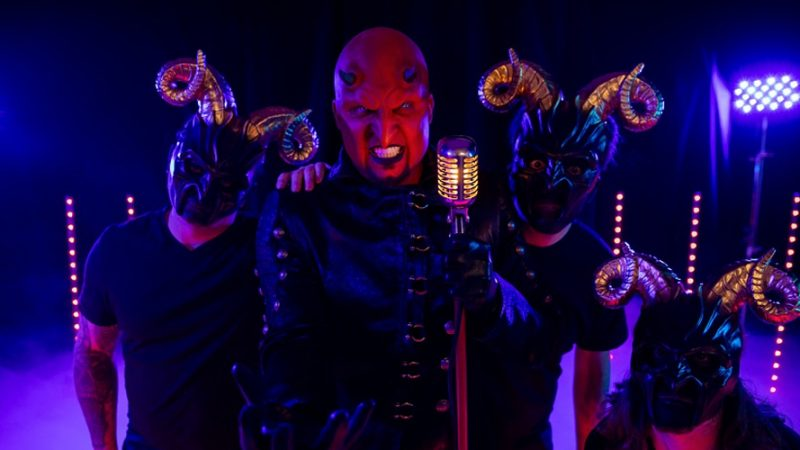 "PSYCHOSEXUAL, de l'Ex-FIVE FINGER DEATH PUNCH Le batteur Jeremy Spencer, diffuse la nouvelle chanson ""Lady Killer"""