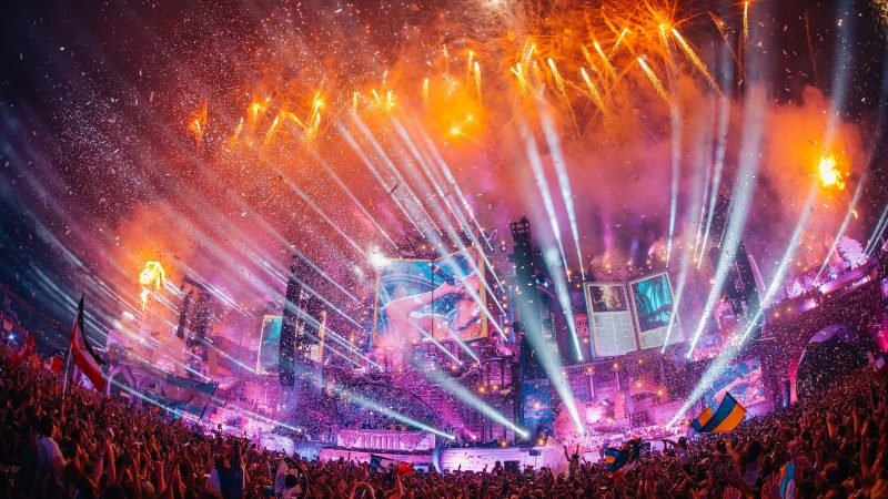 Billets pour Tomorrowland's Around the World Livestream en vente maintenant