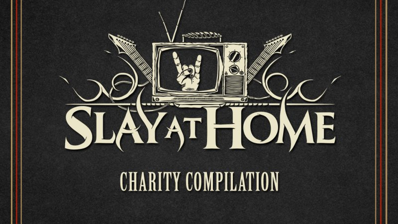 SLAY AT HOME Fest sort un EP de compilation caritative pour soutenir Black Lives Matter