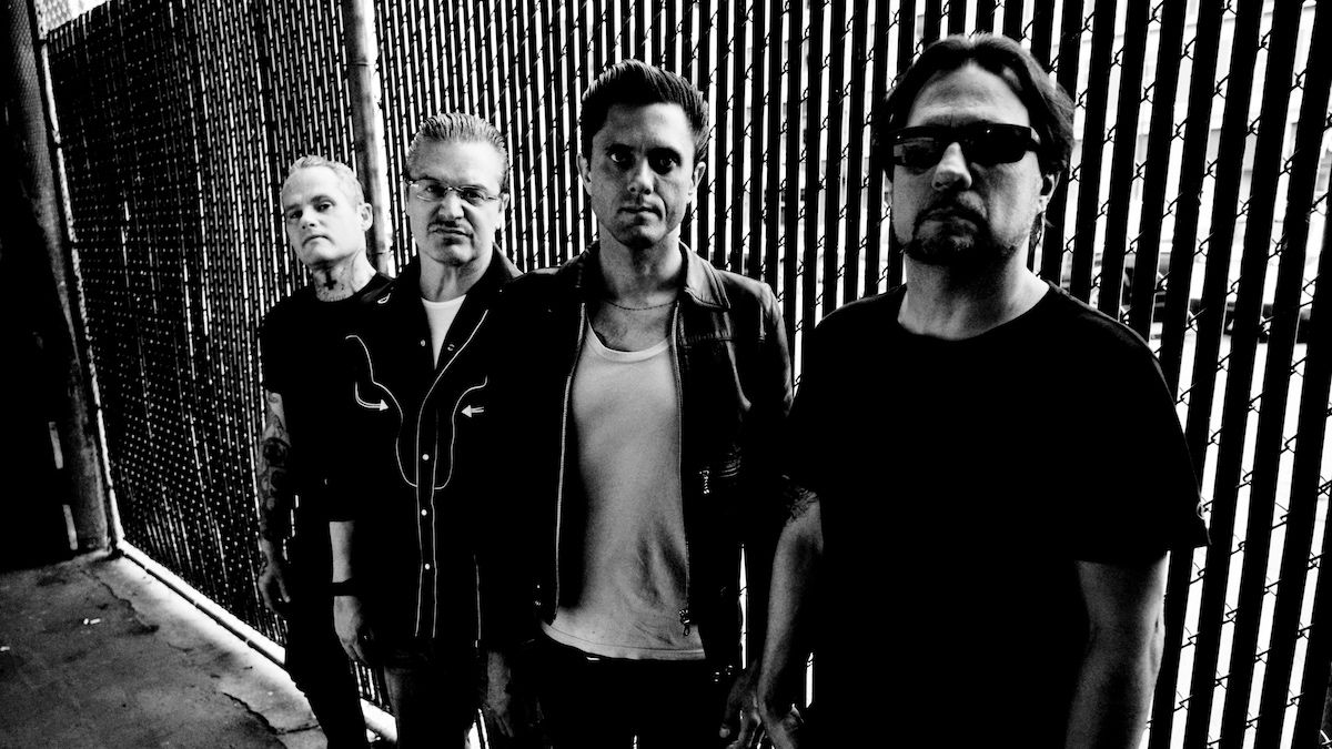 "Dead Cross Cover de Mike Patton Black Flag ""Rise Above"": Stream"