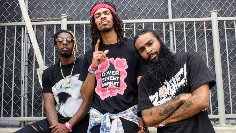 Stream Flatbush Zombies – maintenant, plus que jamais EP