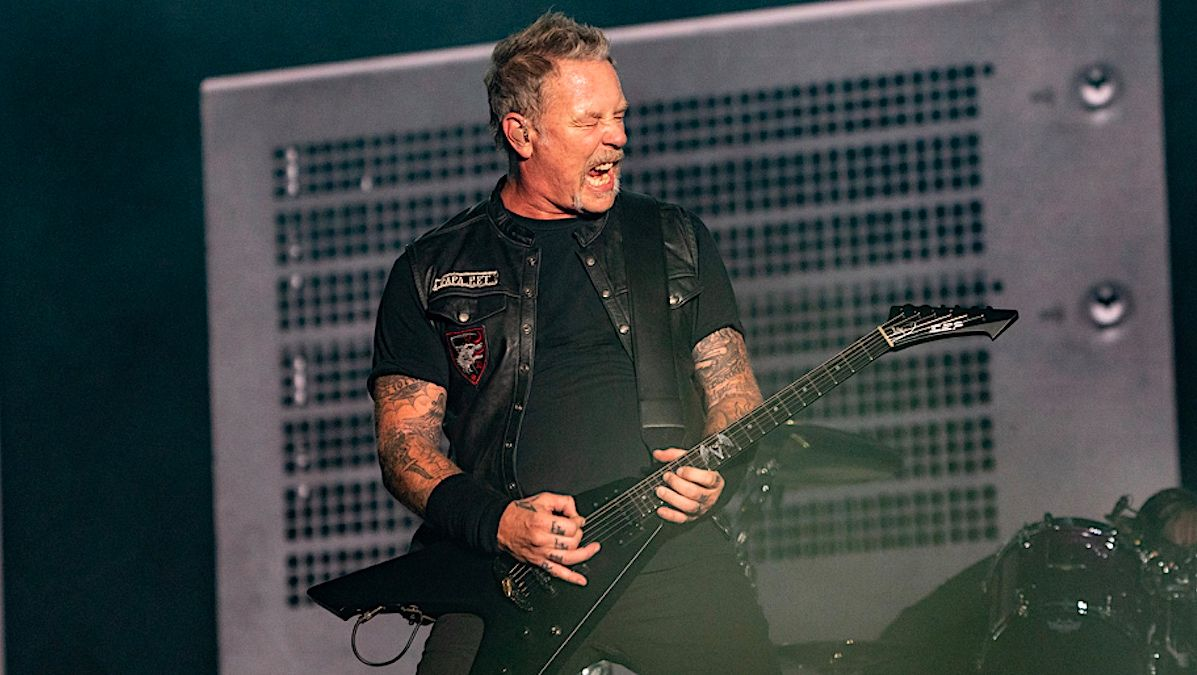 "Metallica Concert lance sa nouvelle série de streaming ""OffStage With DWP"""