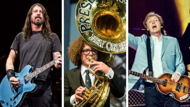 Paul McCartney, Dave Grohl, Arcade Fire to Play Preservation Hall Livestream