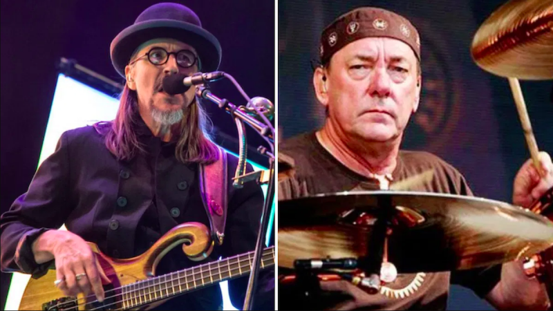 Primus Reschedule Rush Tribute Tour pour 2021
