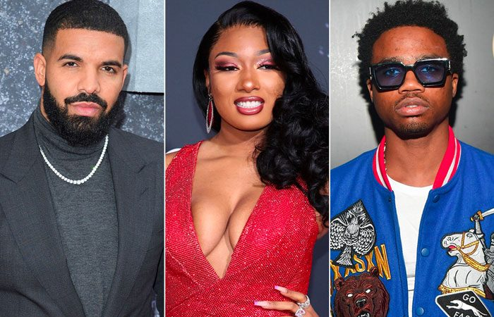 Drake, Megan Thee Stallion et Roddy Ricch en tête des nominations aux BET Awards