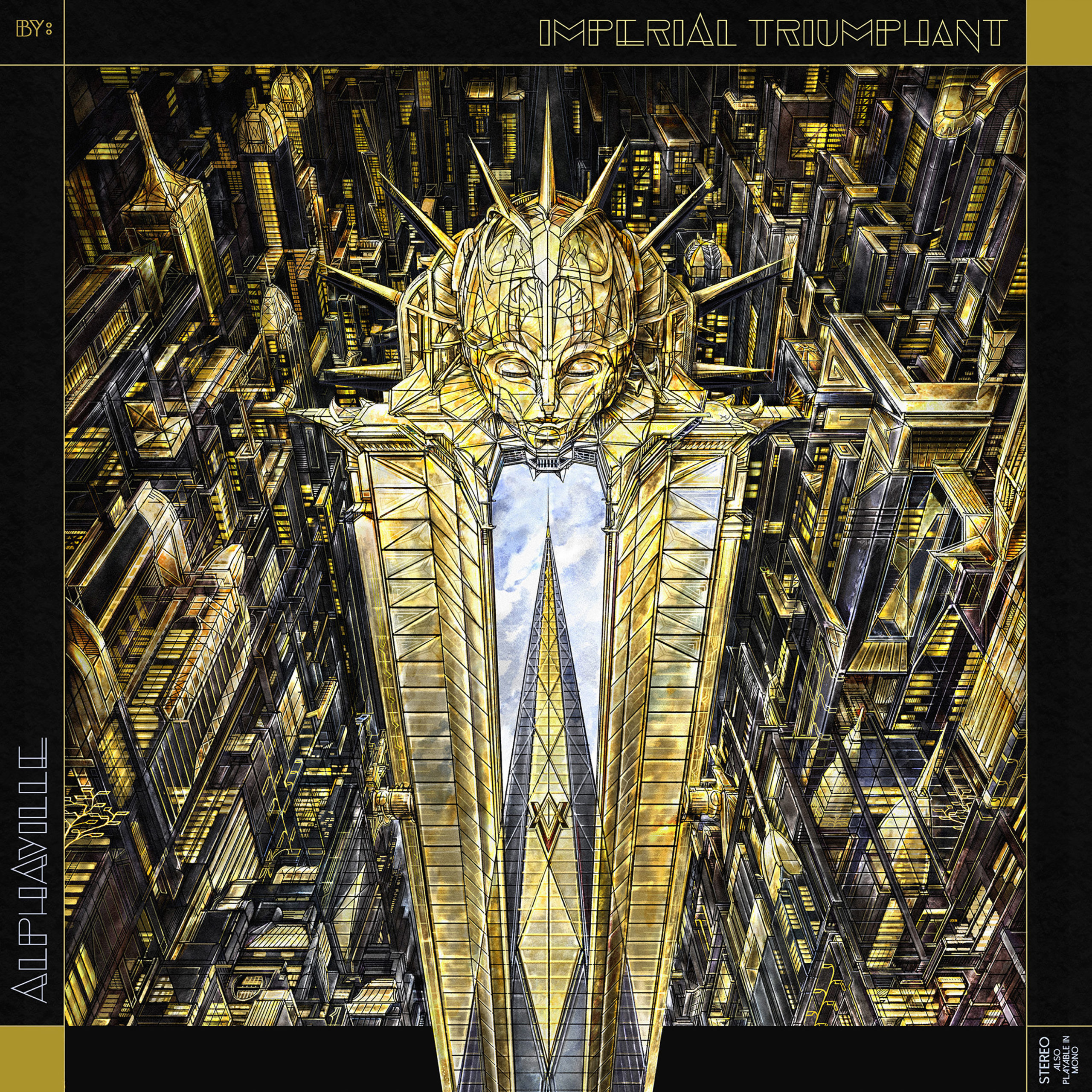 Critique d'album: IMPERIAL TRIUMPHANT Alphaville