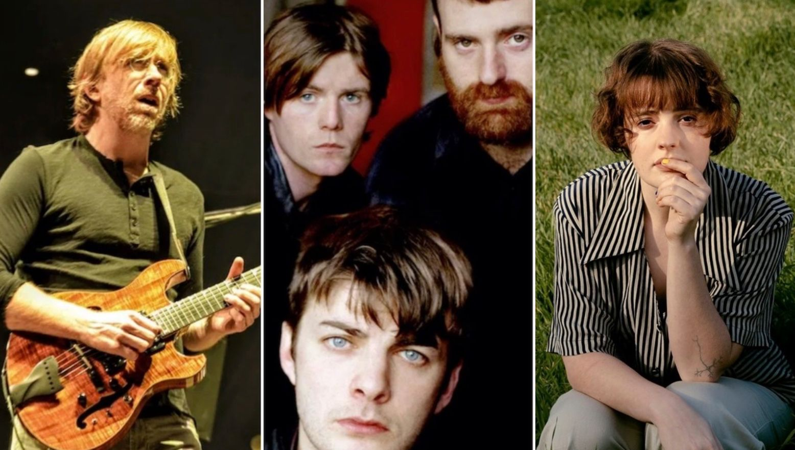 New Music Friday: Trey Anastasio, Madeline Kenney, Fontaines D.C …. 7 albums à diffuser