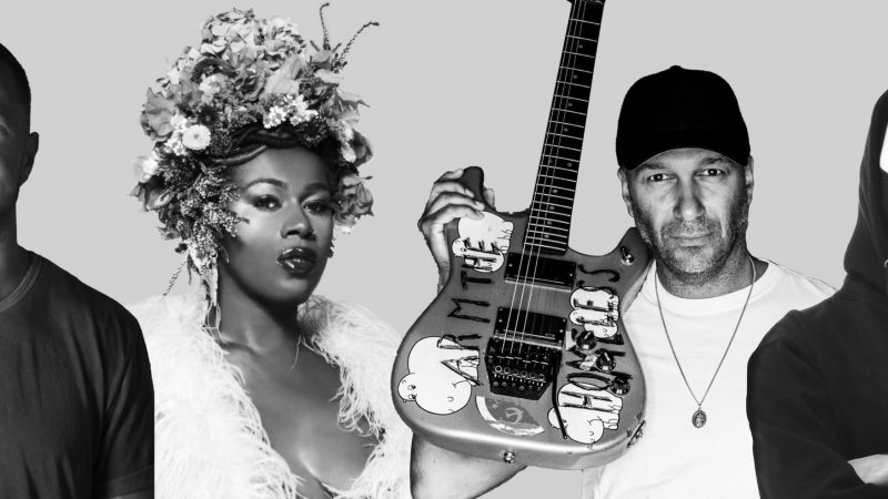 Tom Morello, Dan Reynolds de Imagine Dragons, The Bloody Beetroots et Shea Diamond s'associent pour une collaboration socialement responsable