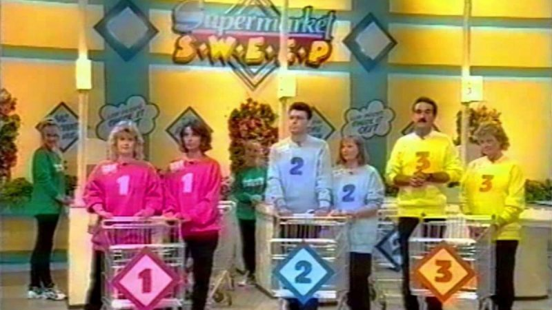 Supermarket Sweep est maintenant sur Netflix
