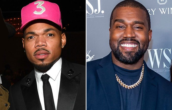 Chance the Rapper Defends Kanye West candidate to President