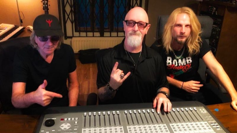 JUDAS PRIEST veut terminer son nouvel album ensemble en tant que groupe
