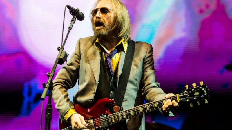 "Écoutez la nouvelle chanson de Tom Petty ""There Goes Angela (Dream Away)"""