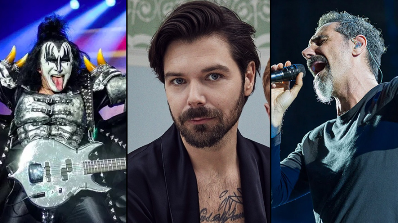 SYSTEM OF A DOWN, KISS, BIFFY CLYRO Headline Download Festival 2021