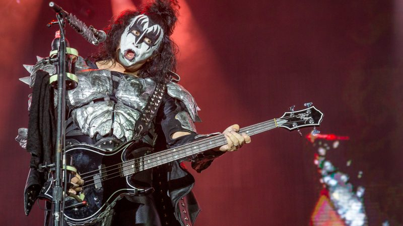 The Time Gene Simmons a fait l'année d'un groupe local de Whistler