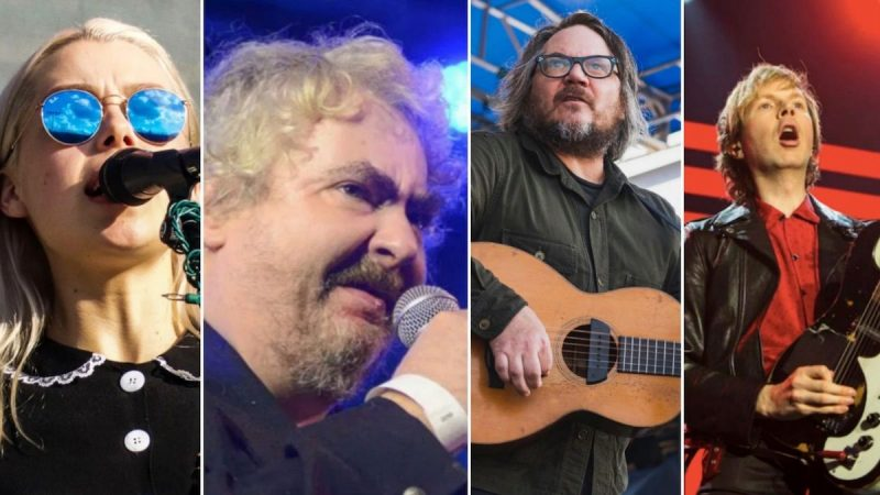 Daniel Johnston Livestream Tribute avec Phoebe Bridgers, Beck,