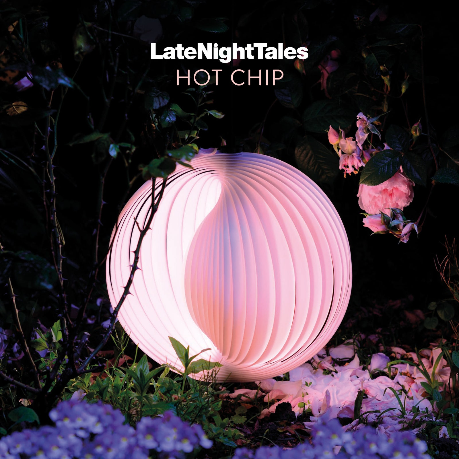 Couverture de Hot Chip Late Night Tales.