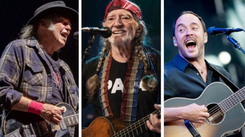 Willie Nelson annonce la programmation de concerts-bénéfices de Virtual Farm Aid 2020