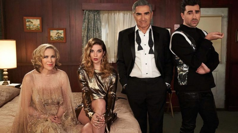 Gagnants des Primetime Emmy 2020: Schitt's Creek Sweeps Comedy Awards