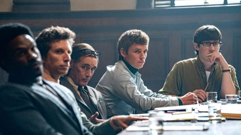 Regardez la première bande-annonce du film Star-Studded The Trial of the Chicago 7 d'Aaron Sorkin