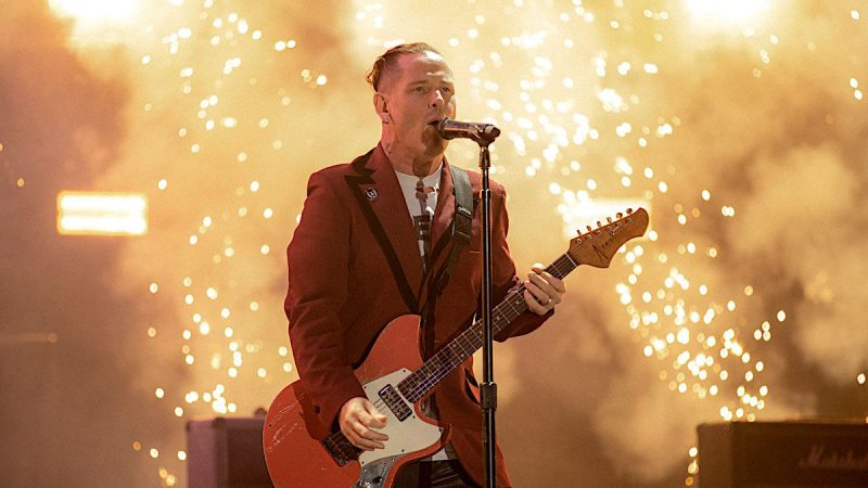 L'émission en streaming de Corey Taylor donne aux fans un élan de rock'n'roll de bienvenue