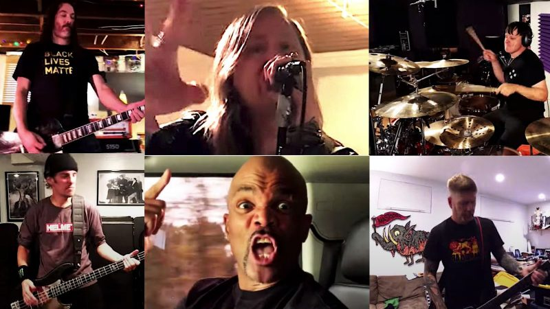 Refused, Mastodon, Korn, membres de Run-DMC reprennent Faith No More Song