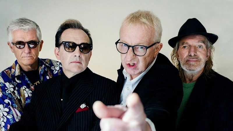 Punk Legends The Damned réunira la programmation originale pour la tournée 2021