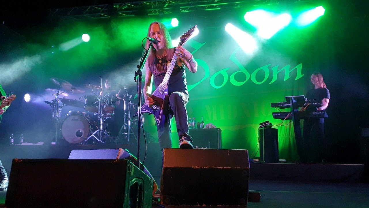 BODOM AFTER MIDNIGHT d'Alexi Laiho joue le deuxième spectacle, ensemble complet disponible