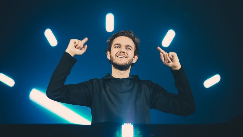 "Zedd poursuit sa série pop avec un nouveau single ""Inside Out"" avec Griff [LISTEN + LYRICS]"