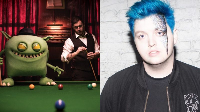 Regardez Flux Pavilion et Feed Me Drop Massive DJ Sets en l'honneur de Cookie Monsta – EDM.com