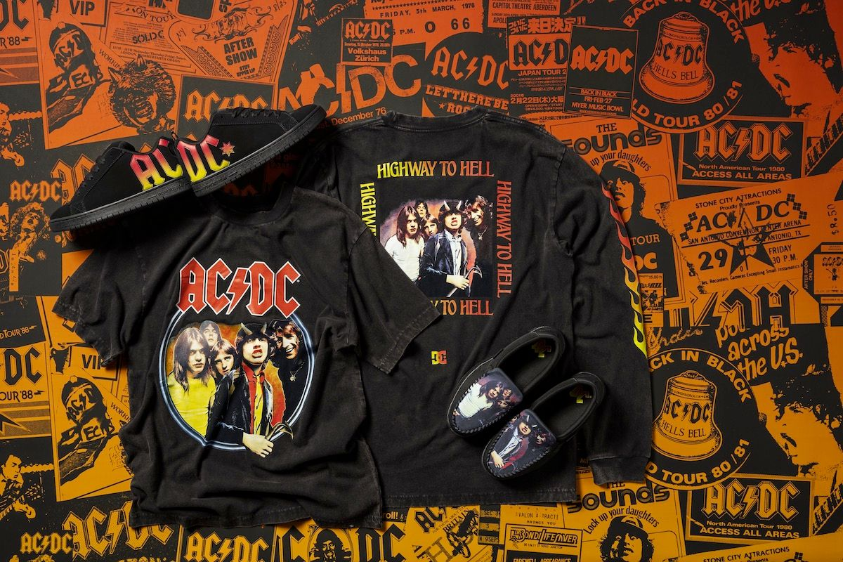 Chaussures ACDC DC