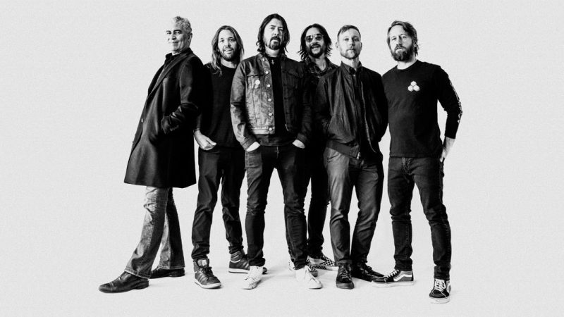 "Foo Fighters annonce un nouvel album Medicine à minuit, partage ""Shame Shame"": Stream"