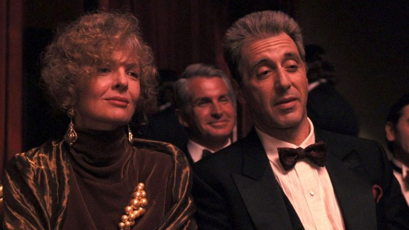 "Diane Keaton appelle Seeing Recut Godfather: Partie III ""L'un des meilleurs moments de ma vie"""
