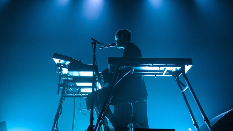 James Blake révèle qu'il a écrit un album secret ambiant – EDM.com