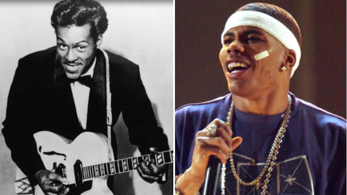 Nelly jouera Chuck Berry dans New Buddy Holly Biopic
