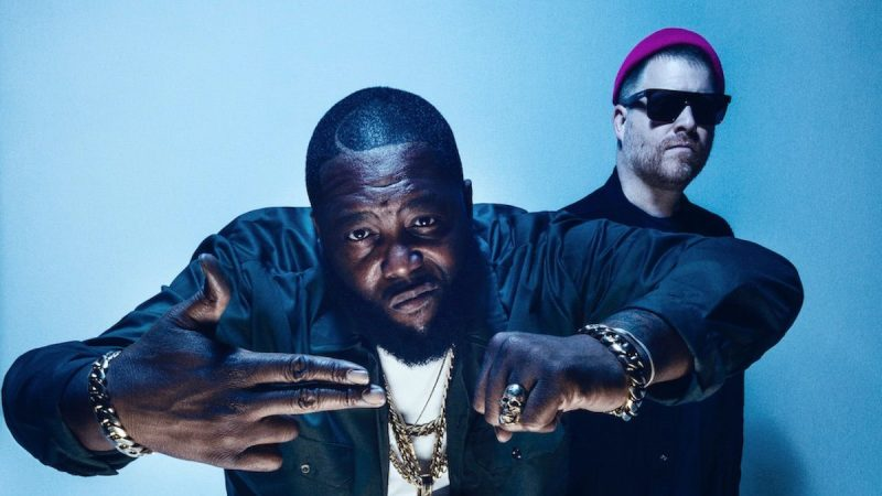 "Diffusez la nouvelle chanson de Run The Jewels ""No Save Point"" de Cyberpunk 2077"