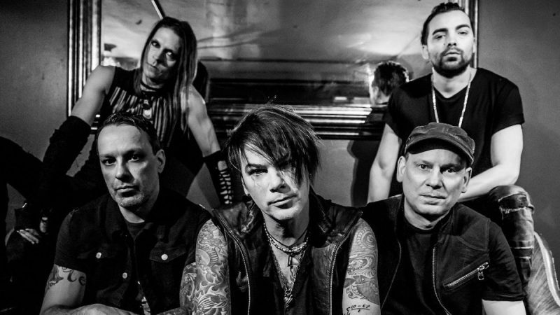 Stabbing Westward Release Hallowed Hymns Covers EP: Stream