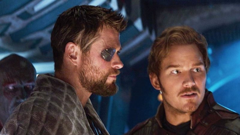 Chris Pratt des Gardiens de la Galaxie rejoint Thor: Love and Thunder