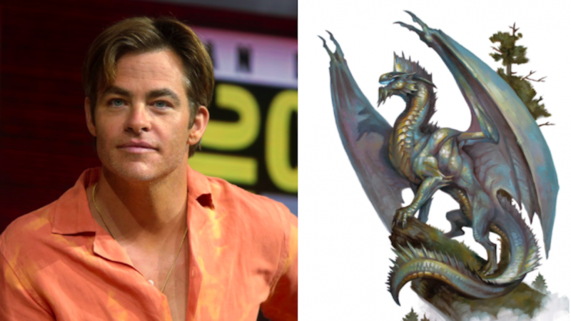 Chris Pine va ajouter un bonus de charisme au nouveau film Dungeons and Dragons
