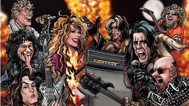 Alice Cooper, Roger Daltrey, KISS Star dans Rock Camp, The Movie: Regarder la bande-annonce