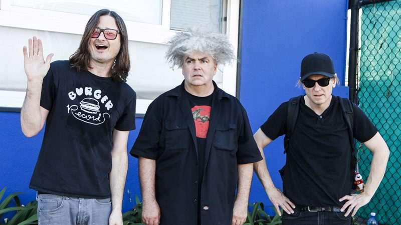 "Melvins annonce la diffusion en direct du ""New Year's Evil"""