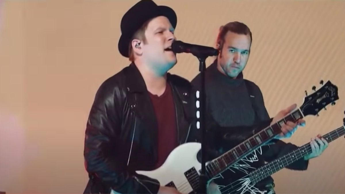 Fall Out Boy joue le concert de pré-inauguration de Joe Biden: regardez